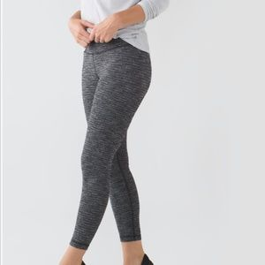 Lululemon High Times Pant in Black Coco Pique (8)